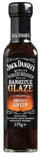 Jack Daniels Grillsauce Smokey Sweet Barbecue Glaze - 1 x 275 g