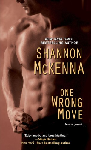 One Wrong Move (McClouds & Friends) by Shannon McKenna