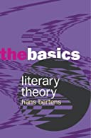 Literary Theory by Bertens