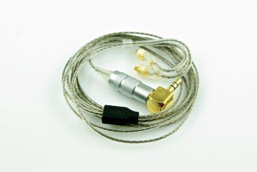 Effect Audio Apollo Advanced Upgrade Cable For Shure Se215 Se325 Se425 Se535 Ue900 Black Color