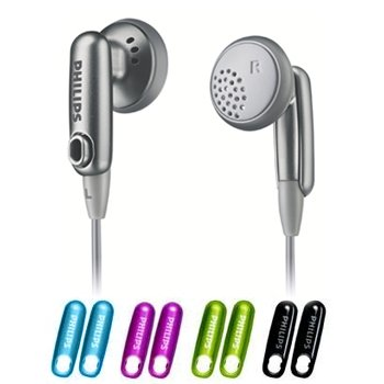 Philips She2610 Mix & Match In Ear Headphones Philips She2610 Mix & Match In Ear Headphones