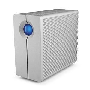 6TB LaCie 2big External Storage Thunderbolt Series 7200rpm (9000360)