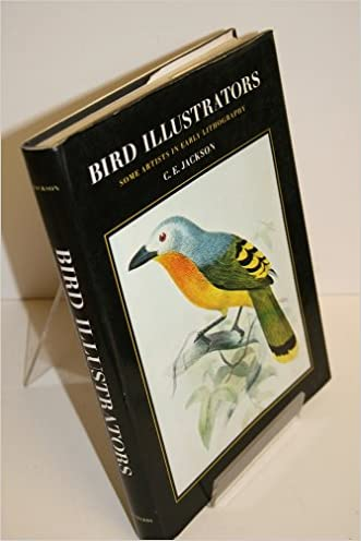 Bird Illustrators: Some Artists in Early Lithography