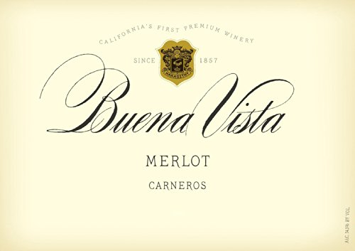 2011 Buena Vista Carneros Merlot