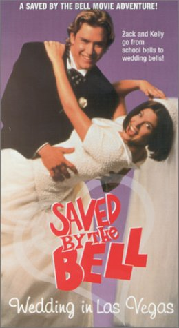 Saved by the Bell - Wedding in Las Vegas [VHS]