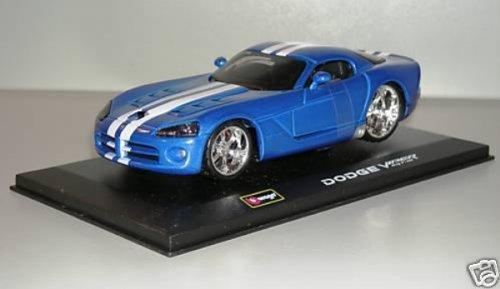 dodge-viper-srt-10-bleu-bburago-132