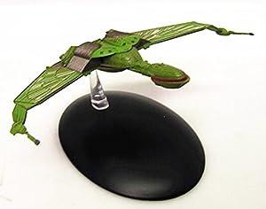 Star Trek Starships Klingon Bird of Prey Figure with Mag