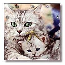 Cats - Cats - Wall Clocks