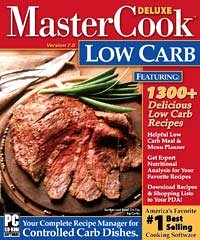 Best Price Mastercook Deluxe Low CarbB00024Z37E