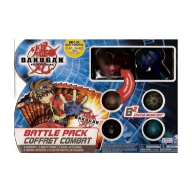 Bakugan Battle Pack B2 6 Pack