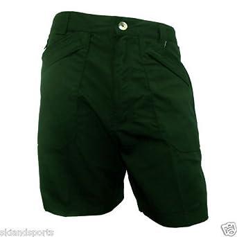 "Regatta Mens Waterproof Action Shorts New Size 30"" - 46"" (30"", Green)"