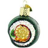 Old World Christmas Sushi Roll Ornament