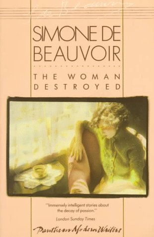 Woman Destroyed, SIMONE DE BEAUVOIR