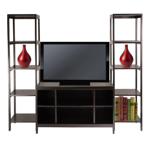Cheap Hailey 3pc TV Stand Shelf Set Hailey 3pc TV Stand Shelf Set (PRA22831594)