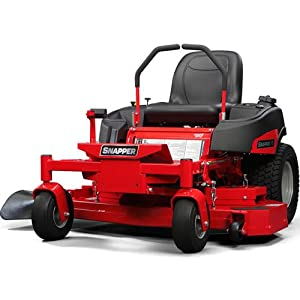 "Snapper ZT2748 Z-Turn Mower 27 HP Briggs V-Twin (48"") 400Z Fabricated Deck #5900528 by Snapper"