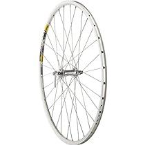 Handspun Peloton Series 1, Ultegra 6700, Mavic, Open Pro Silver, 3x Front Wheel