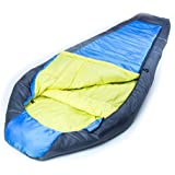 Rovor Buhl Compact Lightweight 3 Season 14-45 Degree Mummy Ultralight Backpacking Sleeping Bag