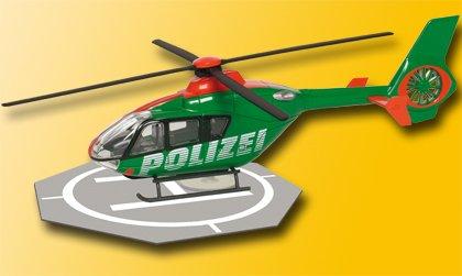 Viessmann 5160 - H0 Polizei-Helikopter mit drehendem