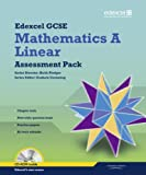 Kevin Tanner GCSE Mathematics Edexcel 2010: Spec A Assessment Pack (GCSE Maths Edexcel 2010)