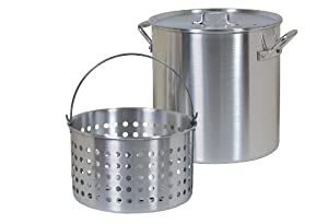 Brinkmann 812-9160-s 60-quart Boiling Pot With Basket from Brinkmann