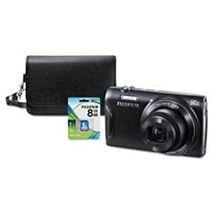 Fujifilm FinePix T500 Digital Camera Bundle