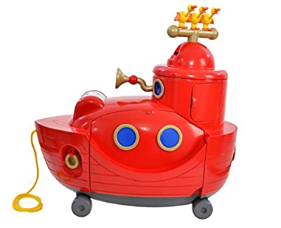 Twirlywoos Big Red Boat Playset