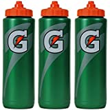 Gatorade 32 ounce squeeze water bottle