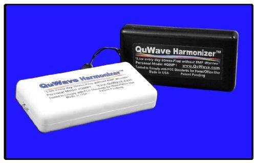 QuWave Personal Harmonizer Scalar Pendant for
