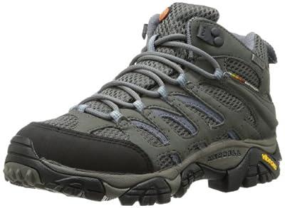 Merrell Women's Moab Mid Gore-Tex Hiking Boot