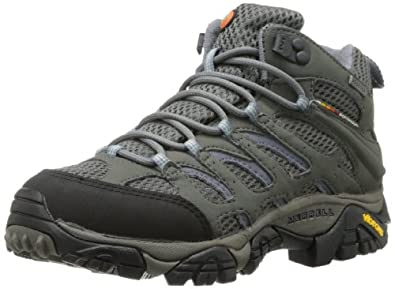 Buy Merrell Ladies Moab Mid Gore-Tex Hiking Boot by Merrell