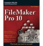 [ FILEMAKER PRO 10 BIBLE BY COLOGON,...