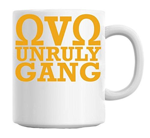 OVO Unruly Gang Mug Cup (Drake And Lil Wayne Shirt compare prices)