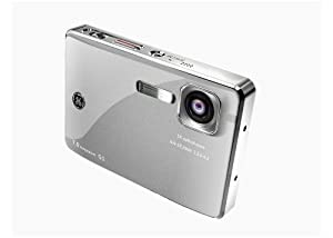 GE G1 7MP Digital Camera with 3x Optical Zoom (Silver)