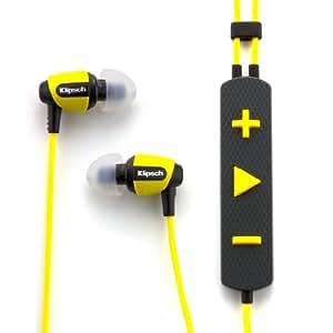 Klipsch Image S4i Rugged In Ear Headphone - Yellow