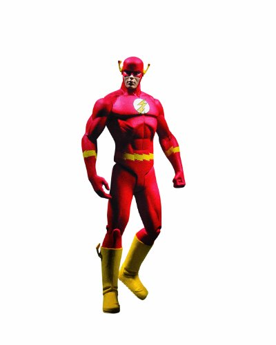 DC Direct Flashpoint Series 1: The Flash Action Figure