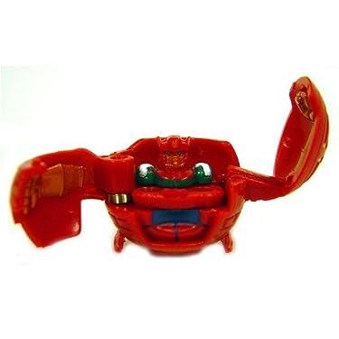 Bakugan Battle Brawlers Red Pyrus Gorem Booster Pack