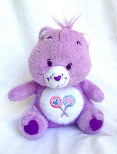 "Care Bears Share Bear 7"" Plush Bear - 1"