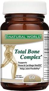 Total Bone Complex® - (Before Bone Complex) Natural World® (60 Caplets)