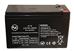 APC BR900 12V 7Ah UPS Battery : Replacement