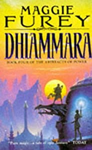 Dhammara Book 4 of the Artefacts of Power by Maggie Furey