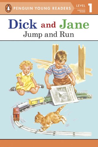 Read with Dick and Jane: Jump and Run (Dick and Jane)