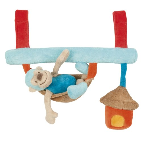 Nattou Jungle Collection Maxi Toy Monkey - 1