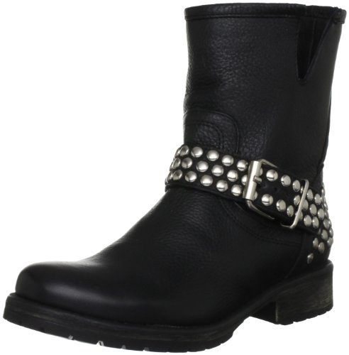 Steve Madden Women's Fraankie Sm Black 0617508150009010 3 UK