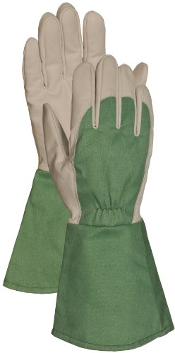 Leather Rose Gardening Gloves - Gift Ideas for Gardeners