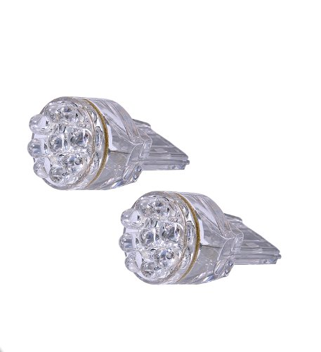 JDM 2 pcs Super White 15 SMDs LED Bulbs For T20 7440 7441 Signal Tail Light Break Light (Fog Lights For 94 Mustang Gt compare prices)