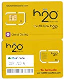 H20 Nano Sim Card Kit for Iphone 5