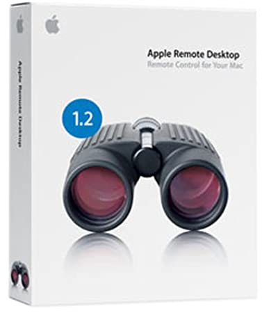 Apple Remote Desktop 1.2 10 Client [OLD VERSION]