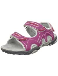 Kamik Tugboat Sandal (Little Kid/Big Kid),Fuscia,11 M US Little Kid