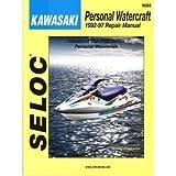 "Brand New Seloc Service Manual Kawasaki 1992-97 ""Product Category: Boat Outfitting/Repair Manuals"""