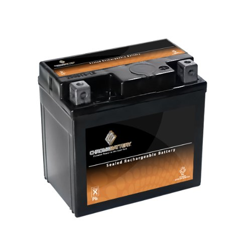 New YTX5L-BS Scooter Battery for YAMAHA YW50A